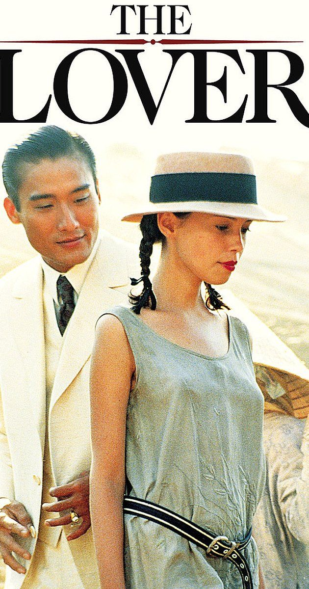 The Lover (1992) Directed by Jean-Jacques Annaud.  With Jane March, Tony Ka Fai Leung