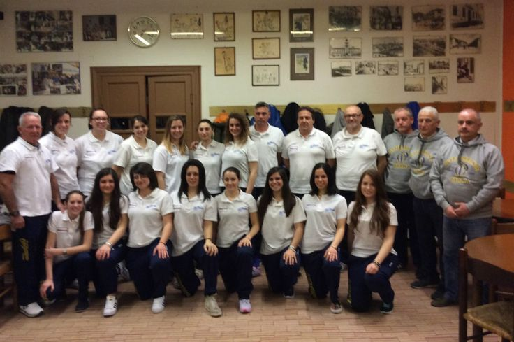 Oltretorrente Softball squadra Taurus Old Parma Isl 2016