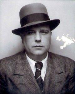 Jesús Monzón, en los años 40. / Cedida por la familia de Jesús Monzón