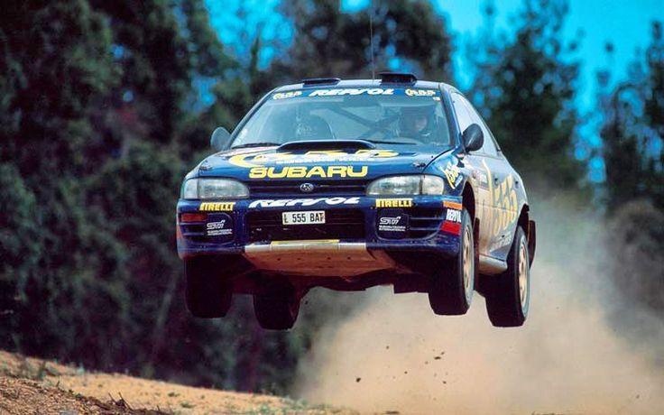 Rally Australia 1995 Colin Mcrae. wrc wrcofficial rally