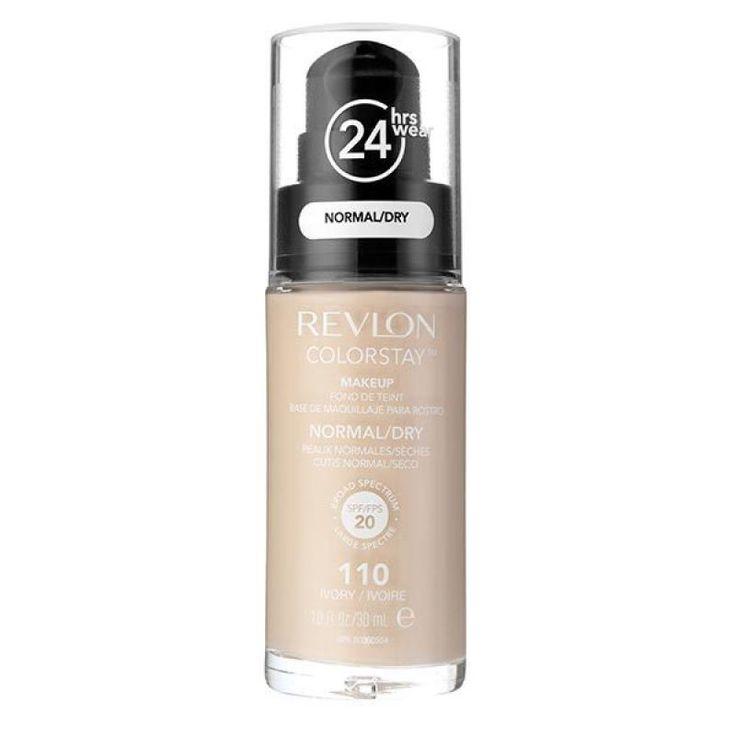 To ColorStay Make-up for Normal / Dry skin είναι το νέο foundation από τη Revlon, με ειδική ενυδατική φόρμουλα, ιδανική για τις κανονικές και ξηρές επιδερμίδες. Η προηγμένη σύστασή του με υαλουρονικό οξύ διατηρεί σε ισορροπία τα επίπεδα ενυδάτωσης της επιδερμίδας, ώστε να αισθάνεστε την επδερμ