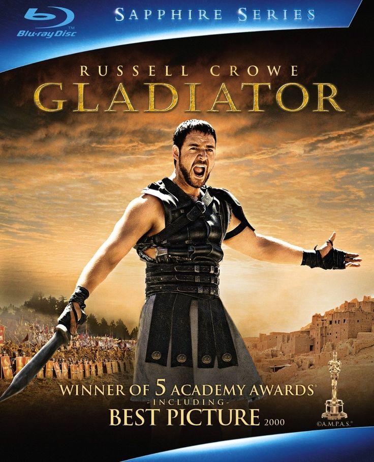 Gladiator (2000-05-05 Univ/DreamWorks) • dir. Ridley Scott (2010 A-Team / 2006 Tristan & Isolde / 2001 Hannibal / 1998 GI Jane / 1991 Thelma & Louise / 1982 Blade Runner) •writer: David Franzoni • stars: Russell Crowe (as Maximus) + Joaquin Phoenix (as Commodus) + Connie Nielsen (as Lucilla) • budget $305M / $458M (by 2012-02) • Wiki: http://en.wikipedia.org/wiki/Gladiator_(2000_film) •IMDB: http://www.imdb.com/title/tt0172495/?ref_=sr_1 • Amazon: http://amzn.to/10PHsnp