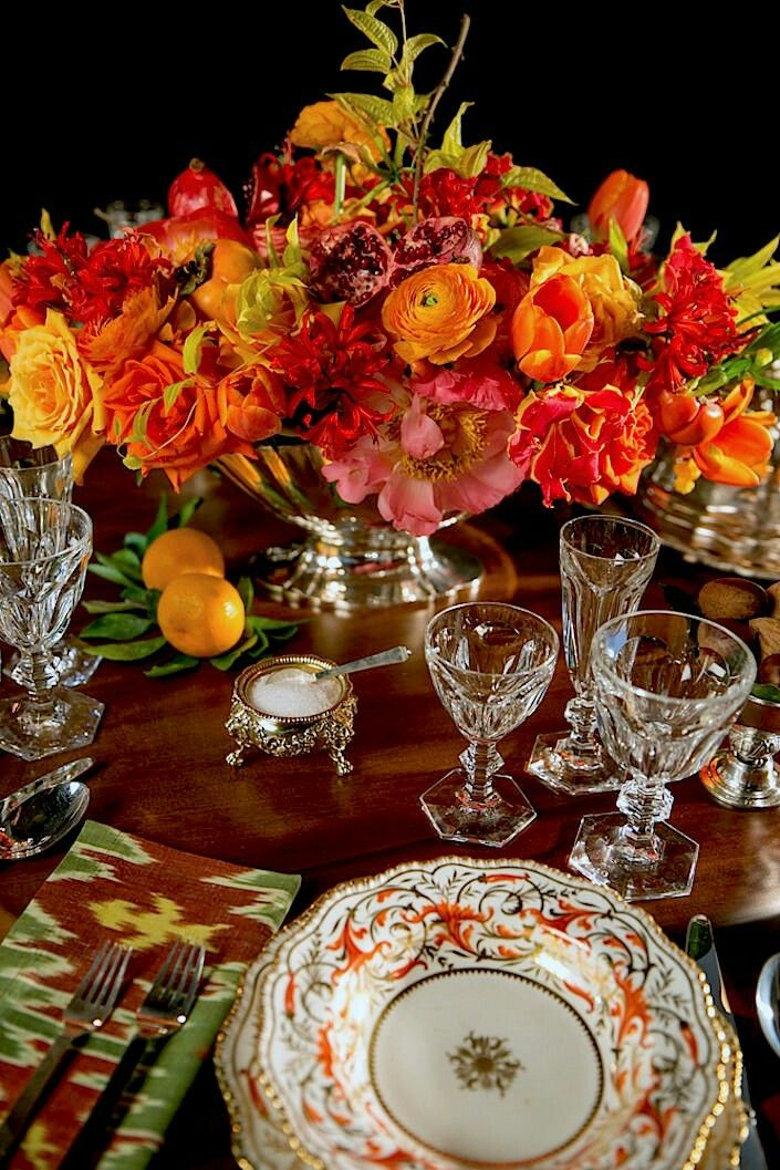 Best ideas about pretty table settings tablescapes