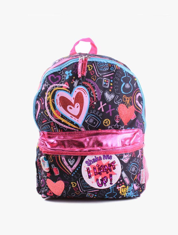 Skechers: Chalk Talk Girl'S #Backpack