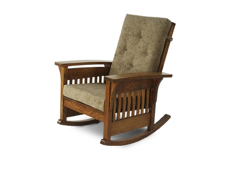 Cherrico Furniture Living Room Rocker 5300