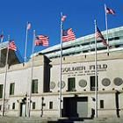#soldier field. #chicago Bears