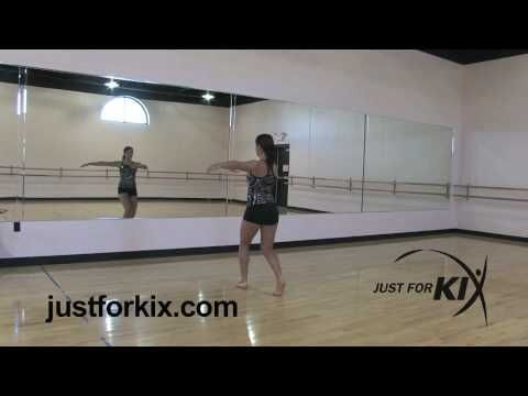 Beginner Turn Combo - Dance Instruction - YouTube