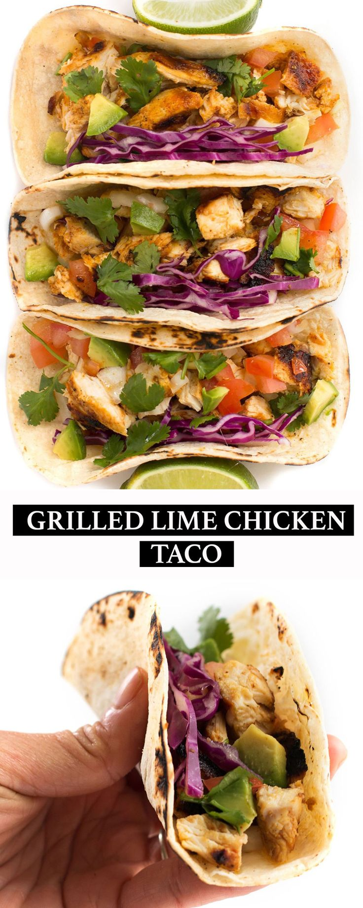 100+ Chicken Taco Recipes on Pinterest | Taco Recipe, Tacos and Slow ...