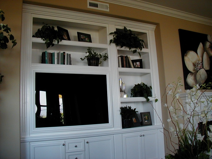 17 Best Images About Custom Built Shelves On Pinterest