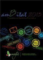 Ingebook - AMBITAT 2013 - Propuestas de Arquitectura Bioclimática