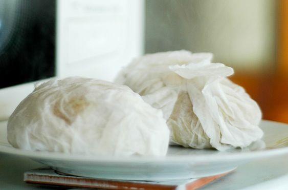 Jak uvařit bramboru v mikrovlnné troubě