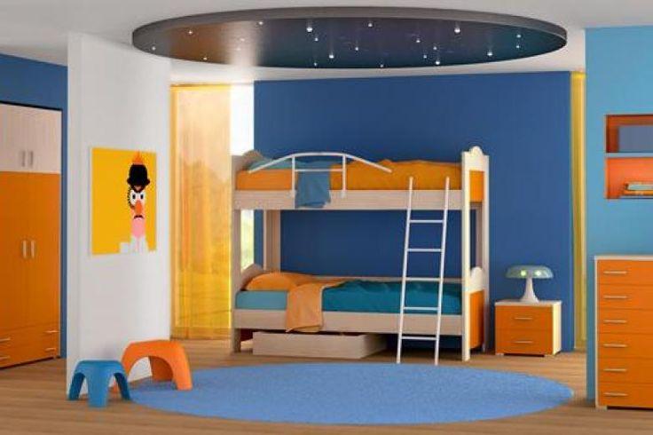 Παιδικό δωμάτιο ΠΟΡΤΟΚΑΛΙ | Νέο Κέντρο Επίπλου - Ξάνθη