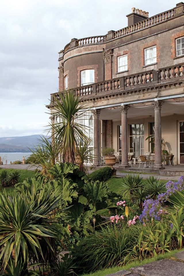 Bantry house in County Cork Ireland                                                                                                                                                                                 More