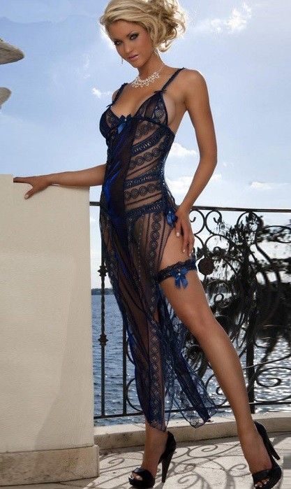 new-arrival-glamorous-sequin-lace-long-pajamas-strapped-women-s-long-gown-sexy-long-dress-r7599.jpg (417×699)