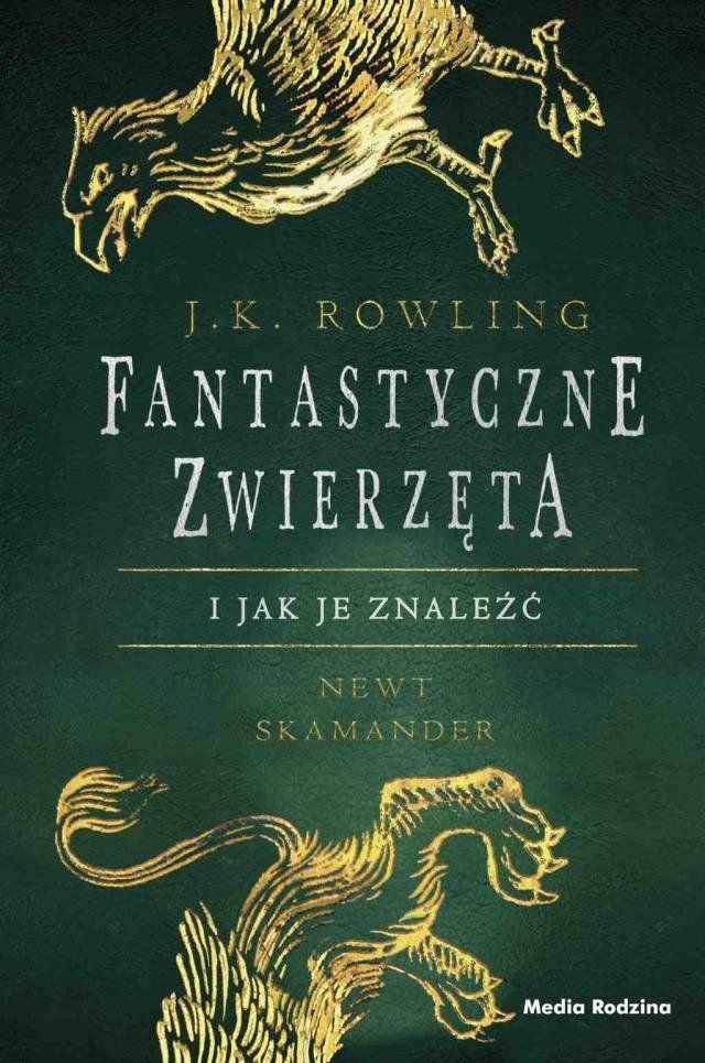 Fantastyczne zwierzęta i jak je znaleźć. Leksykon -   Rowling J.K. , tylko w empik.com: 22,50 zł. Przeczytaj recenzję Fantastyczne zwierzęta i jak je znaleźć. Leksykon. Zamów dostawę do dowolnego salonu i zapłać przy odbiorze!