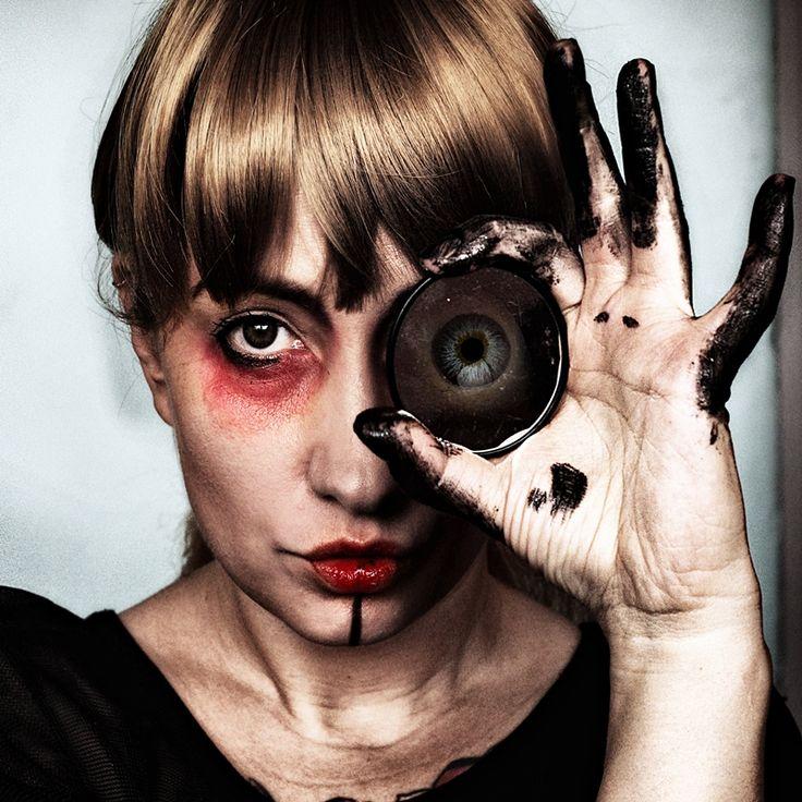 eyes by MWeiss-Art.deviantart.com on @DeviantArt