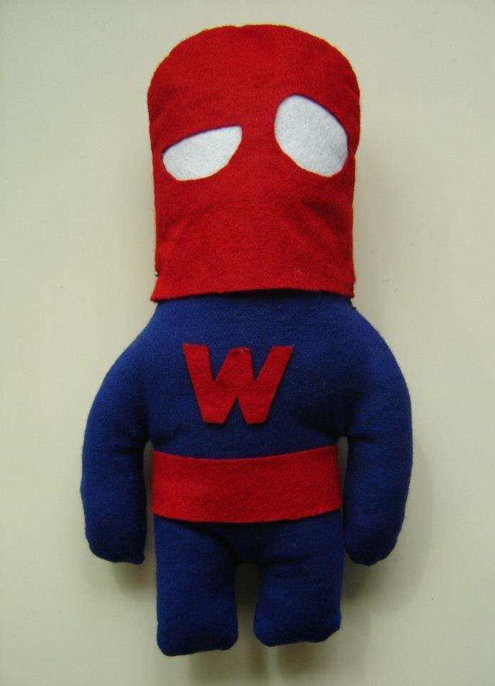 Wannabe Spiderman