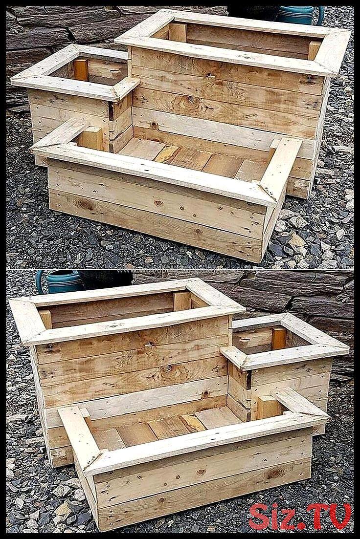 9 7 X 9 Etched Terra Cotta Planter White Opalhouse Raised Garden Beds Diy Wood Pallet Planters Diy Raised Garden