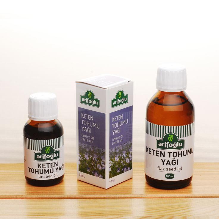 Keten Tohumu Yağı - Arifoğlu - Şifalı Bitkiler - Organik - Oraganic - Spices - Bitkisel Yağlar - Bitki Çayı - Honey - Bal - Türk Mutfağı