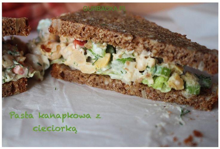 Pasta kanapkowa z ciecierzycy, idealne składniki, które mają zdrowotne właściwości. Czy wiesz, że ta pasta ma moc obniżania poziomu cholesterolu we krwi...