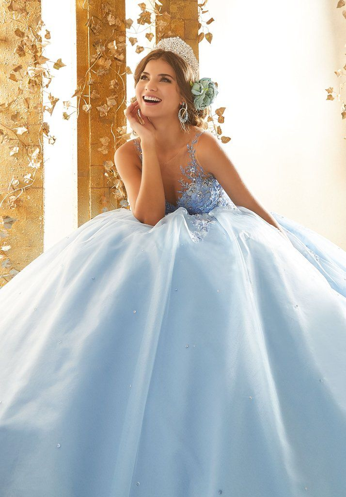 5ba29cc85d0 Embroidered Quinceanera Dress by Mori Lee Vizcaya 89223-Quinceanera  Dresses-ABC Fashion