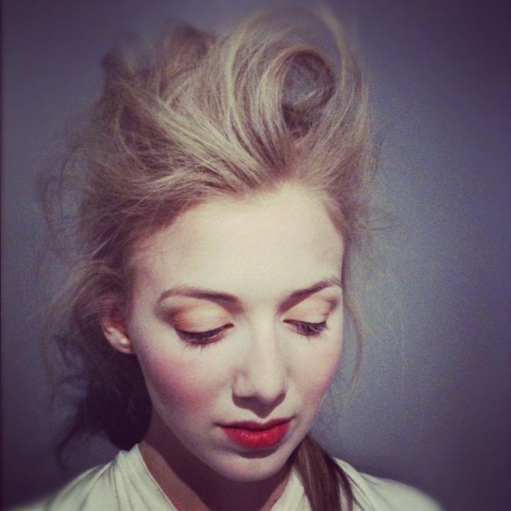 1000+ images about Makeup on Pinterest   Vintage glam ...