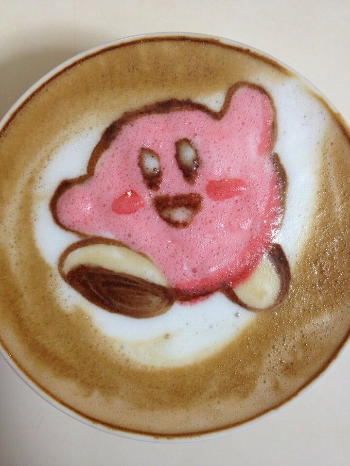 24th Anniversary and the only Kirby game I have ever played is ...