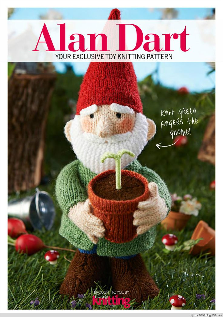 Knitting Toys Magazine : Simply knitting №  紫苏 紫苏的博客