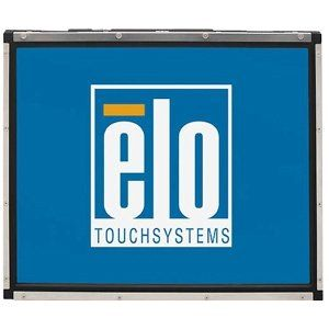 """Elo 1739L 17"""" Open. Frame Lcd Touchscreen Monitor . 5:4 . 7.20 Ms . Surface Acoustic Wave . 1280 X 1024 . 16.7 Million Colors . 1,000:1 . 300 Nit . Usb . Vga . Steel, Black . 3 Year """"Product Type: Computer Displays/Touchscreen Monitors"""". Computer Displays. Touchscreen Monitors."""