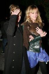 Dakota Johnson Life: UHQ & Large Pictures of Dakota leaving the Prince concert on April 10, 2008.