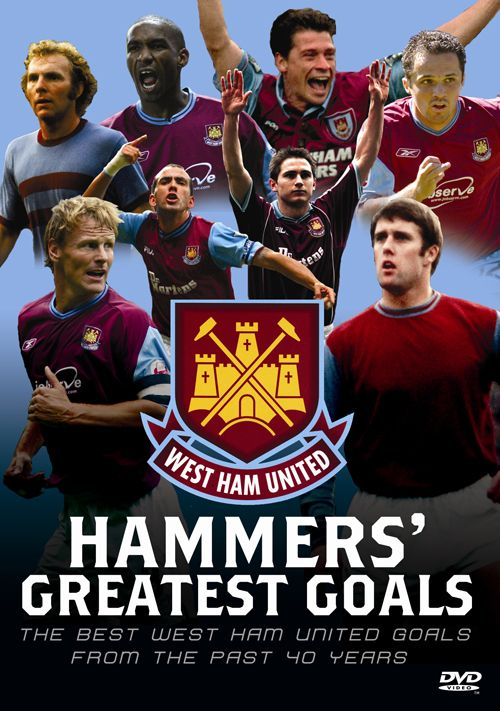 greatest goals DVD £16.99  watch a FREE clip at http://visionsport.co.uk/shop/westham/whug-dvd.html