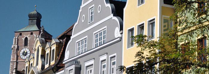 Stadt Ingolstadt - Herzlich Willkommen