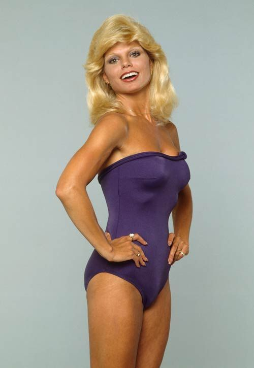 When I was in high school in the 1970s no woman was cooler or hotter than Loni Anderson. http://ift.tt/2yMsLJH