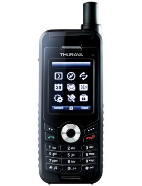 Thuraya XT Satellite phone, the best there is from Telplus Communications Limited