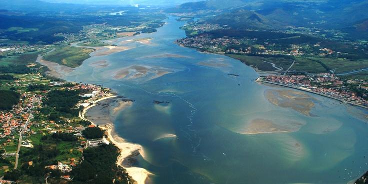 Estuario Río Miño (A Guarda/Rosal/Tomiño)