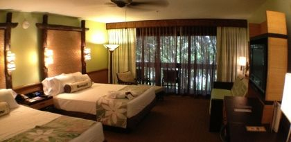 Tips for staying at Disney's Polynesian Resort - which level of room, which longhouse, rates, and more!