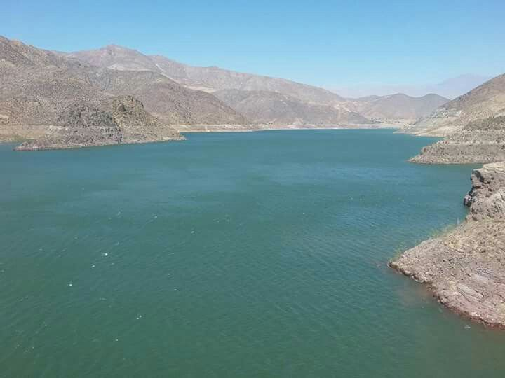 Embalse la Puclaro, Chile