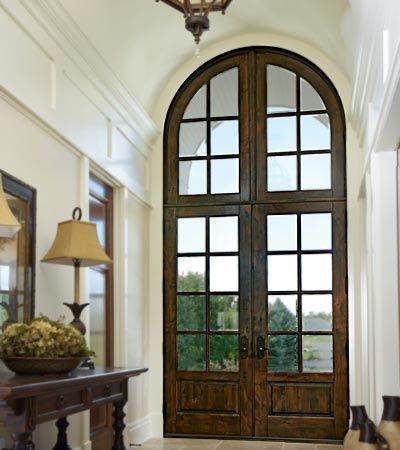 16 best images about stained alder on pinterest stains for Grand entrance doors