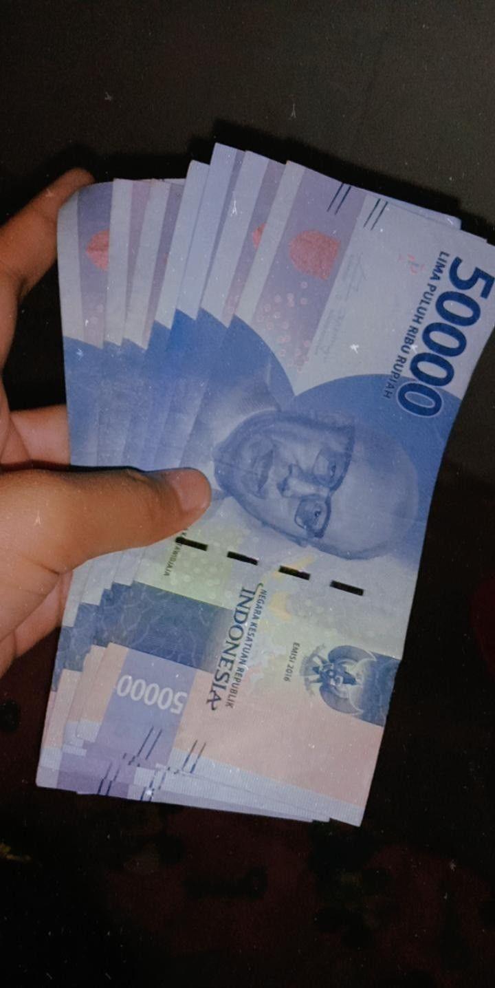 Gambar Pahlawan Uang 50000