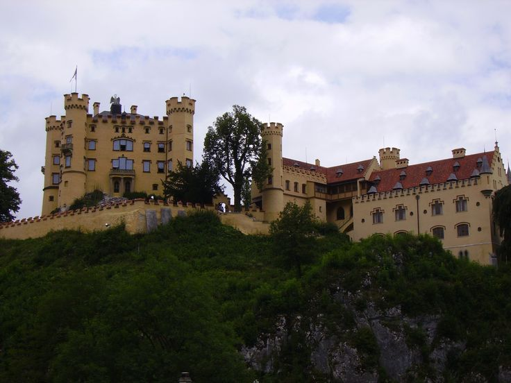 Hohenschwangau germania