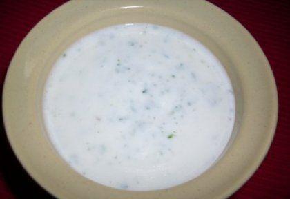 Joghurtos salátaöntet | NOSALTY – receptek képekkel