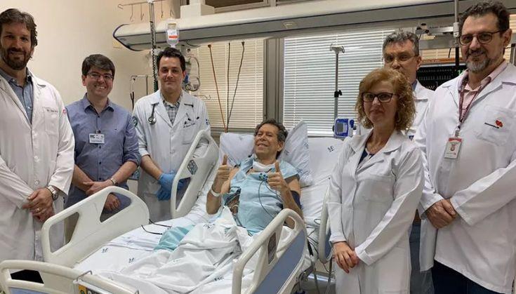 Paciente terminal está curado do câncer graças à tecnologia 100% brasileira