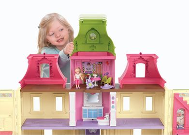 Fisher-Price Loving Family Dream Dollhouse–Just $54.99!  HURRY Limited!