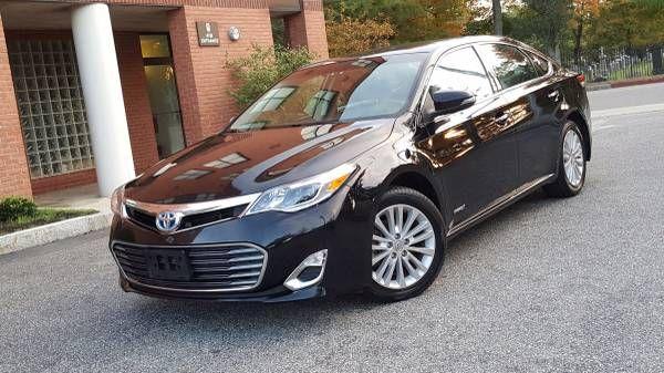 2014 Toyota Avalon XLE Hybrid ___1-owner