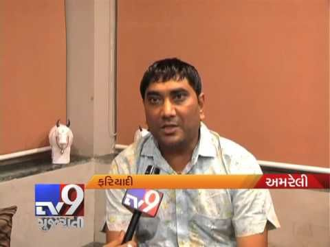 Amreli: A cotton-ginning factory owner of Amreli  filed a complaint of fraud and forgery against Dinesh Bambhaniya aka Dinesh Patel, a key aide of Patidar reservation agitation leader Hardik Patel.   Subscribe to Tv9 Gujarati https://www.youtube.com/tv9gujarati Like us on Facebook at https://www.facebook.com/tv9gujarati Follow us on Twitter at https://twitter.com/Tv9Gujarat Follow us on Dailymotion at http://www.dailymotion.com/GujaratTV9