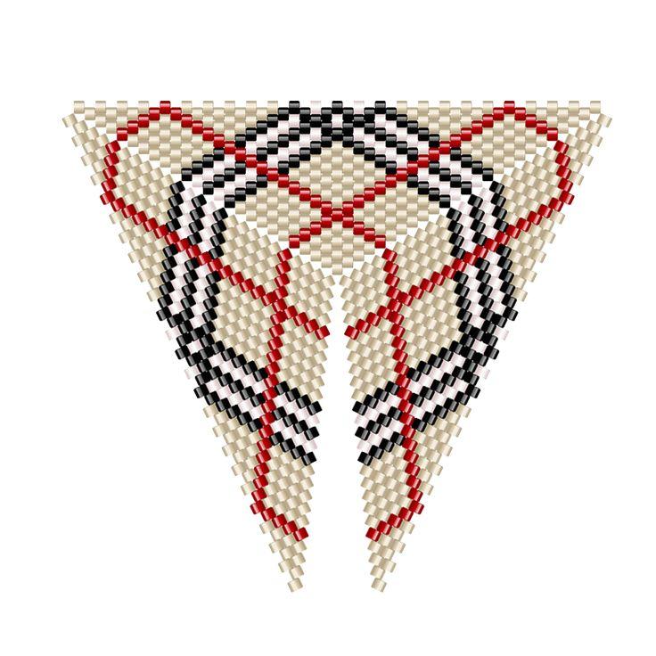 burberry triangle pattern 2