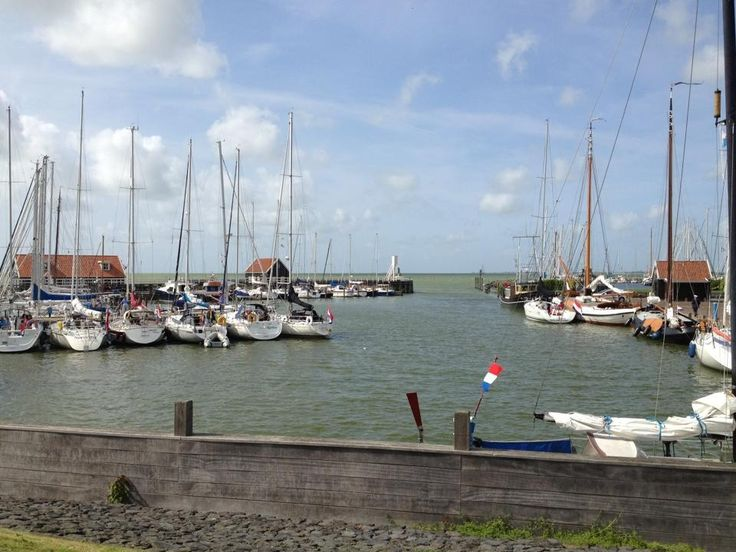 Harbour of Hindeloopen