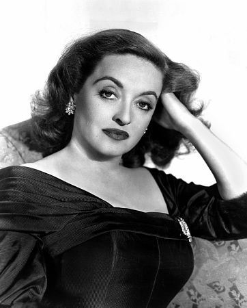 """All About Eve"" Publicity Still of Bette Davis 1950 20th"