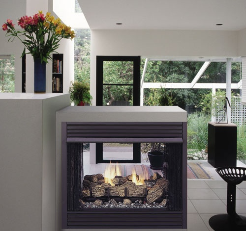 14 best indoor propane fireplaces images on Pinterest   Propane ...