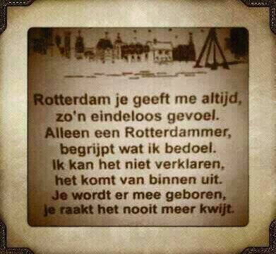 mijn Rotterdam ,